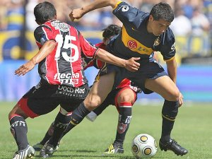 Riquelme será baja al menos 40 días en Boca Juniors por lesión