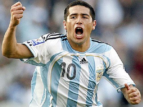 Riquelme: 'Si Argentina me necesita, volveré'