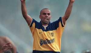 A 18 años del último partido de Mauricio Serna en Boca