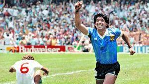 a 30 años de la gesta, así cuenta maradona los goles a inglaterra