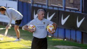 Acuña, Roa, <b>Vargas</b> y Perotti suenan en Boca