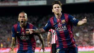Foto Juan Roman Riquelme Ademas De Balon De Oro Messi Va Por El Premio Que Le Falta