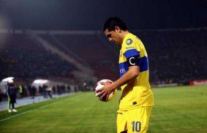 Foto Juan Roman Riquelme Adios A Riquelme Y Adios Al 10 En El Futbol