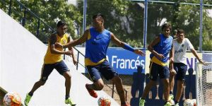 Foto Juan Roman Riquelme Agenda De Boca Juniors Para Visita Deportivo Cali