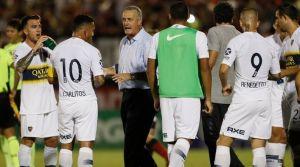 Alfaro prepara cambios en Boca y Tevez no será titular