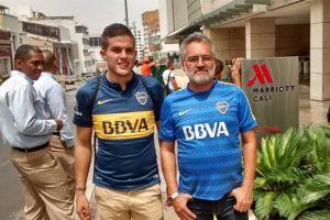 el amor de los colombianos por boca, gracias a córdoba, bermúdez y serna