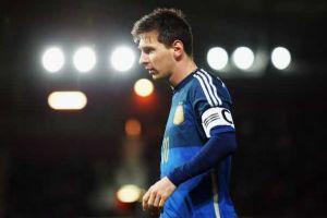 Foto Juan Roman Riquelme Argentina Descarta Lesion Messi Tras Superar Pruebas Medicas