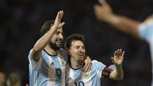 argentina mejor�, despach� a bolivia y sigue su buen andar