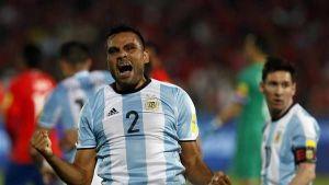 argentina saca pecho y se lo da vuelta a chile