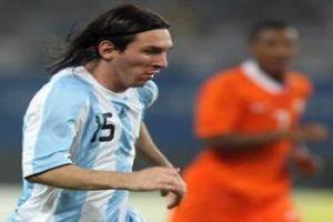 Foto Juan Roman Riquelme Argentina Vence 2 A 1 A Holanda En El Alargue