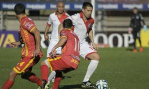 Foto Riquelme debut con Argentinos 3