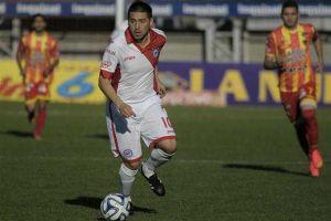 Foto Riquelme debut con Argentinos 5