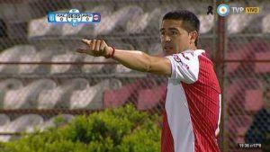 Foto Juan Roman Riquelme Argentinos Le Gano 1 0 A Racing Y Sigue Copa Argentina