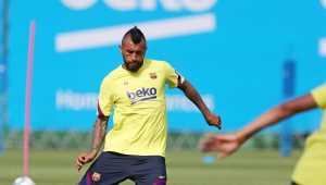 Arturo Vidal se muere por jugar en el Boca Juniors