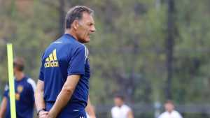 Así llegó Riquelme a la pretemporada de Boca