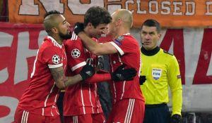 Bayern Munich de Vidal desafió en redes a Boca Juniors