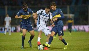 Foto Juan Roman Riquelme Belgrano 0 1 Boca Juniors