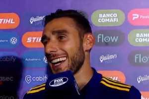 Boca campeón: La chicana de Eduardo <b>Salvio</b> a River