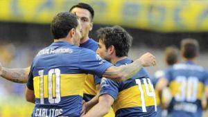 boca gana y acaricia el campeonato del fútbol argentino