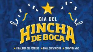 Boca Juniors celebra el Día del Hincha a pesar de la derrota