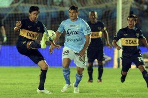 Foto Juan Roman Riquelme Boca Juniors Comienza La Defensa Del Titulo