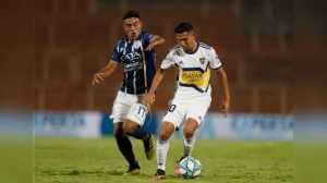 Boca Juniors goleó 4-1 a Godoy Cruz por la Copa de la Superliga Argentina