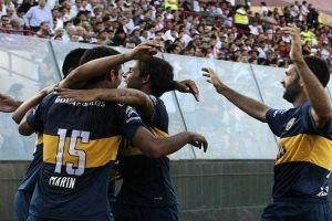 Foto Juan Roman Riquelme Boca Juniors Ilusiona A La Aficion