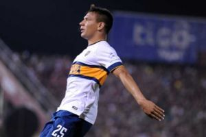 Foto Juan Roman Riquelme Boca Juniors Le Gano A Cerro Y Paso A Semifinales