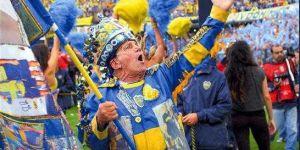 Foto Juan Roman Riquelme Boca Juniors Mas Que Un Club Una Religion