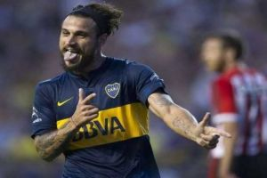 Foto Juan Roman Riquelme Boca Juniors No Renovara Contrato Daniel Osvaldo