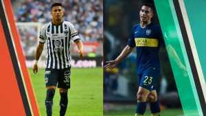 Boca Juniors plantea cambio Maxi Meza-Iván Marcone