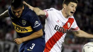Foto Juan Roman Riquelme Boca Juniors River Plate Enfrentan Inoportuno Derbi Amistoso