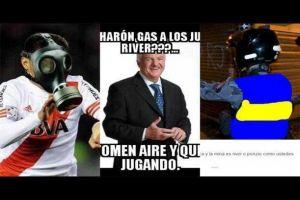 Foto Juan Roman Riquelme Boca Juniors Vs River Plate Memes Del Incidente Superclasico