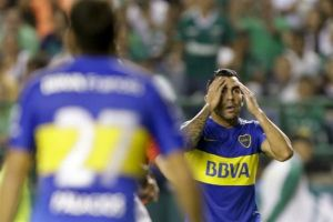 Foto Juan Roman Riquelme Boca Se Llevo Empate Ante Rival Que Pego Mas Que Jugo