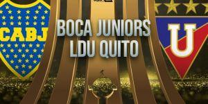 Boca vs Liga: fecha, horarios y canales de TV en el mundo