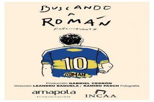 Foto Juan Roman Riquelme Buscando A Roman Ya Tiene Su Afiche
