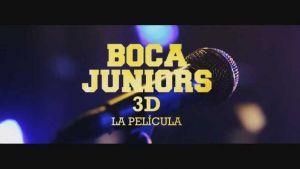 canción oficial de la película boca juniors 3d