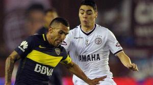 con los goles de tevez y las manos de sara, los xeneizes avanzan en la copa argentina