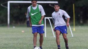 Foto Juan Roman Riquelme Con Regreso Tevez Vuelve Riquelme A Boca