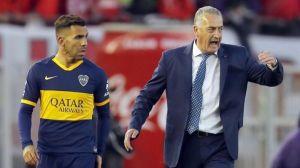 Confirman que habrá una charla entre Alfaro y Tevez