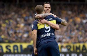 ¿Cuándo podrá Boca contar con Benedetto y Gago?