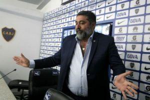 Daniel Angelici: El objetivo nuestro es la Libertadores