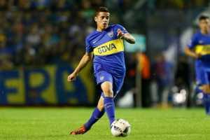De promesa de Boca, al fútbol venezolano