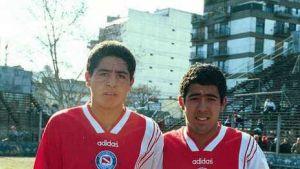 Foto Juan Roman Riquelme Detalles De Llegada Riquelme Argentinos Juniors