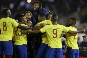 ecuador humilló 2-0 a argentina por las eliminatorias al mundial de rusia 2018