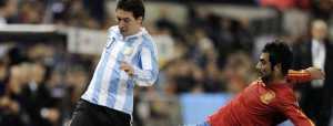 El amistoso por el que Messi eligió a España como su peor rival