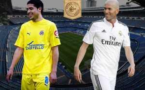 El día que Riquelme opacó a Zidane en el Bernabéu
