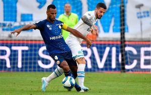 El Pipa Benedetto tuvo su debut en el Olympique de Marsella