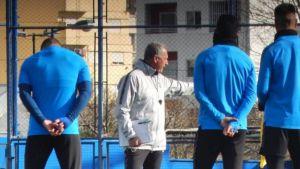 El reto de Alfaro al plantel de Boca tras la eliminación en <b>Copa Argentina</b>