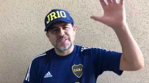 El video de Riquelme por los 115 años de Boca